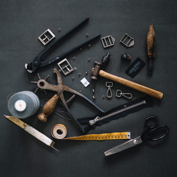 Melbourne leather designer tools to create handmade products